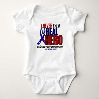 Nunca conocía a una tía del héroe 2 (apoye a body para bebé