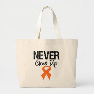 Nunca dé para arriba (el cáncer del riñón) bolsa