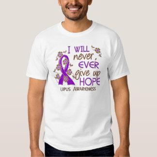 Nunca dé para arriba el lupus de la esperanza 4 poleras