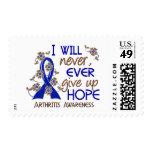 Nunca dé para arriba la artritis de la esperanza 4