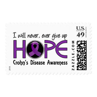 Nunca dé para arriba la enfermedad de Crohn de la