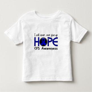 Nunca dé para arriba la esperanza 5 CFS Polera
