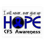 Nunca dé para arriba la esperanza 5 CFS Postal