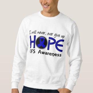 Nunca dé para arriba la esperanza 5 CFS Suéter