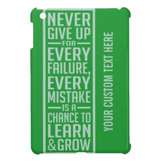 Nunca dé para arriba los casos de motivación