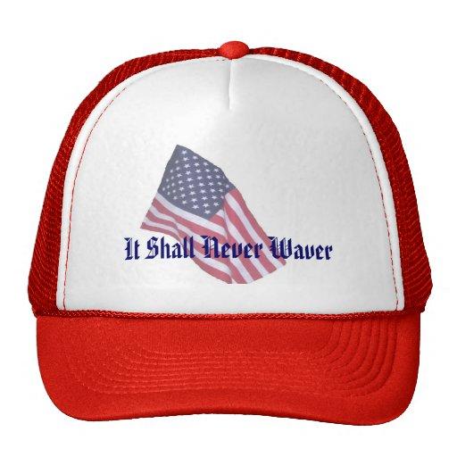Nunca duda el gorra