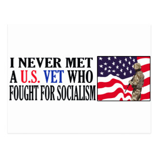 Nunca encontré a un veterinario de los E.E.U.U. qu Postal