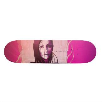 Nunca era real a usted Skateboard2 Patinetas Personalizadas