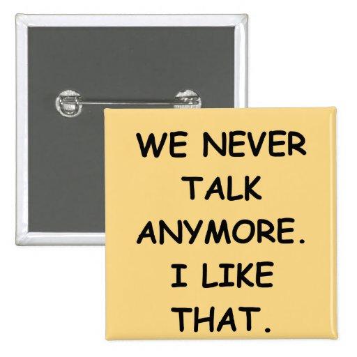 nunca hablamos pin