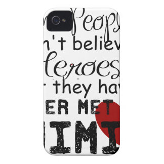 Nunca han resuelto mi mimi Case-Mate iPhone 4 carcasa