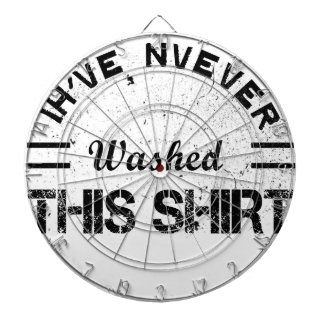 Nunca he lavado camisa