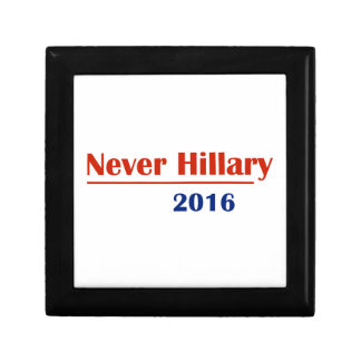 Nunca Hillary 2016 Joyeros