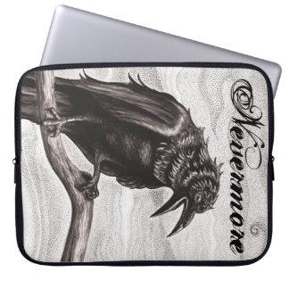 Nunca más cuervo en la manga de la niebla manga computadora