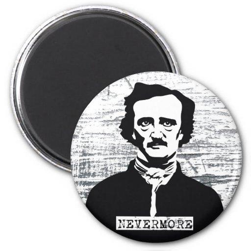 Nunca más Edgar Allan Poe Iman