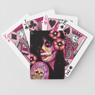 Nunca olvidaré el día del chica muerto cartas de juego