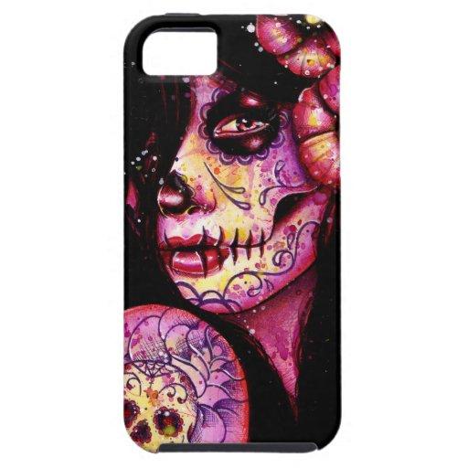Nunca olvidaré el día del chica muerto iPhone 5 cárcasa