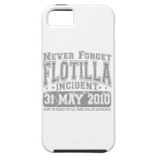 Nunca olvide el incidente del flotilla iPhone 5 coberturas