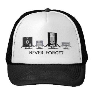 Nunca olvide gorro