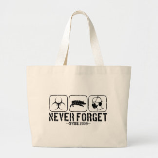Nunca olvide - los cerdos 2009 bolsas