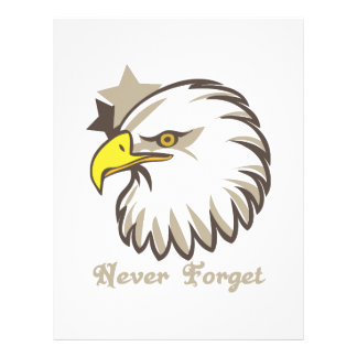 Nunca olvide membretes personalizados
