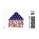 Nunca olvide sellos