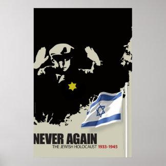 nunca otra vez póster