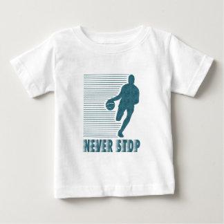 Nunca pare: Baloncesto Playeras