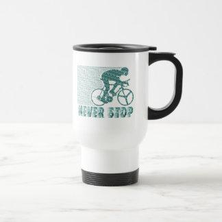 Nunca pare: Ciclo Tazas De Café