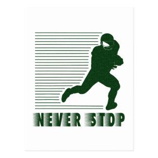 Nunca pare Fútbol Postales