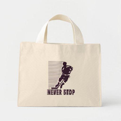 Nunca pare: Hockey Bolsa Tela Pequeña