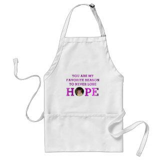 Nunca pierda la esperanza - Aubrey Delantal