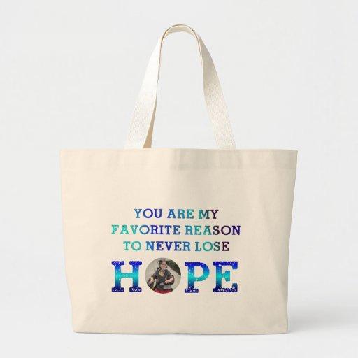 Nunca pierda la esperanza - Charlie Bolsa De Mano