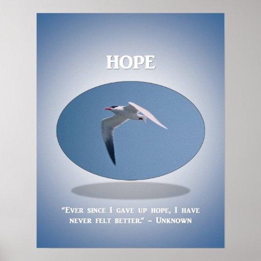 nunca-puesto que-yo-dar-para arriba-esperanza-yo-t impresiones
