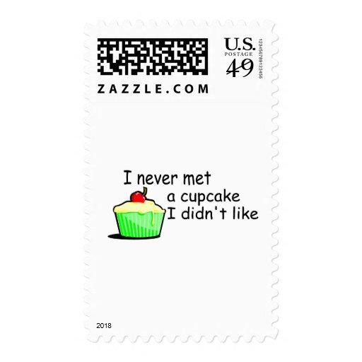Nunca resolví una magdalena que no tuve gusto sellos