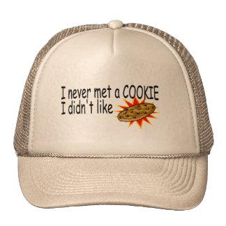 Nunca resolvió una galleta que no tuve gusto gorro