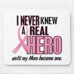 Nunca sabía un ROSA del héroe 2 (la mamá) Alfombrillas De Raton
