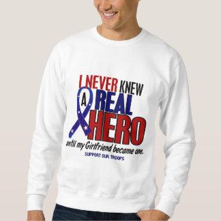 Nunca sabía una ayuda de la novia del héroe 2 pullover sudadera