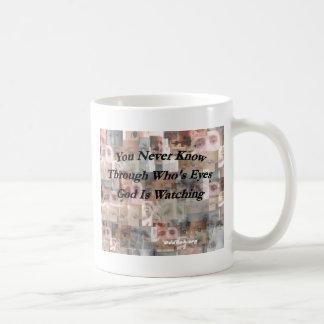 Nunca sepa tazas de café