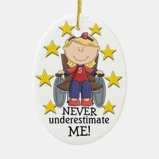 Nunca subestímeme - SRF Ornamente De Reyes
