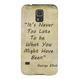 Nunca también Lage George Elliot Fundas Para Galaxy S5