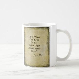 Nunca también Lage George Elliot Tazas De Café
