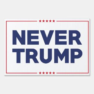 Nunca triunfo 2016 señales
