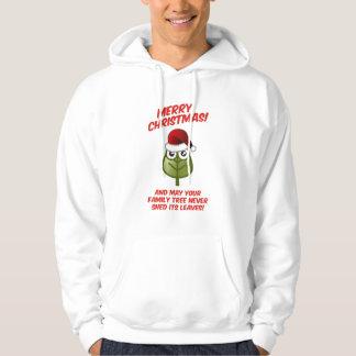 Nunca vierta sus hojas sudadera pullover