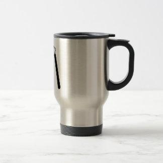 Nunchucks Travel Mug