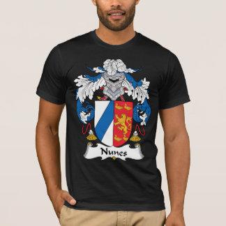 Nunes Family Crest T-Shirt