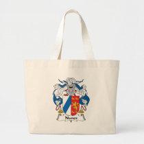 Nunes Family Crest Bag