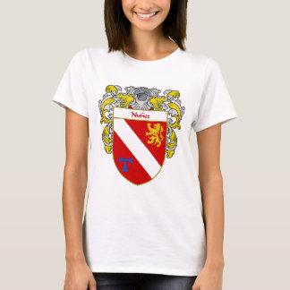 Nunez Coat of Arms/Family Crest T-Shirt