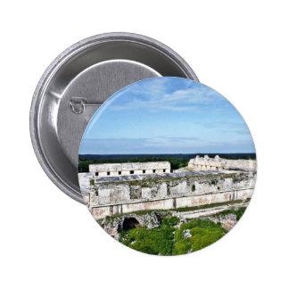 Nunnery Quadrangle Uxmal Pin