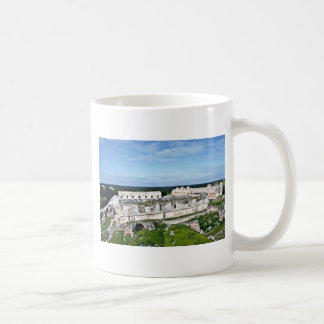 Nunnery Quadrangle, Uxmal Classic White Coffee Mug