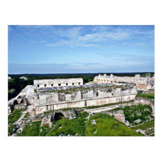 Nunnery Quadrangle, Uxmal Postcard